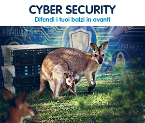 Cyber Security Evidenza