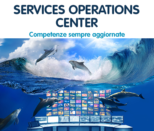 Services Operations Center (SOC)