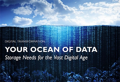 Ocean of Data evidenza