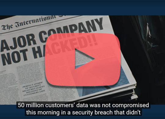 Cyber Security Video