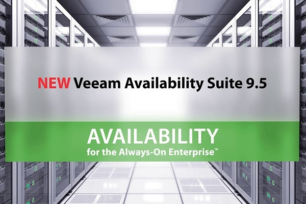 Veeam Backup Essentials 9.5