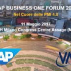 evidenza_Sap Business One Forum 2017