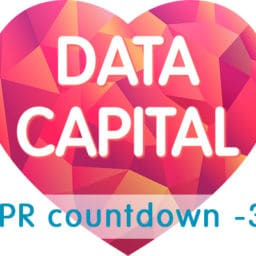 GDPR countdown data capital