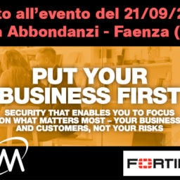 Stay Safe with Fortinet Security Fabric