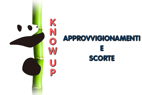 Know UP Corso Approvvigionamenti e Scorte