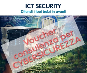 Voucher Digitali Cybersicurezza