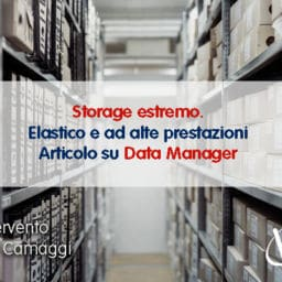 Storage - Data Manager