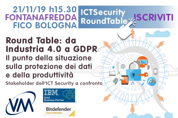 Invito RoundTable ICT Security FICO