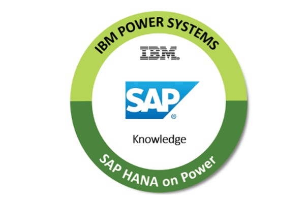 Infografica sap hana on power