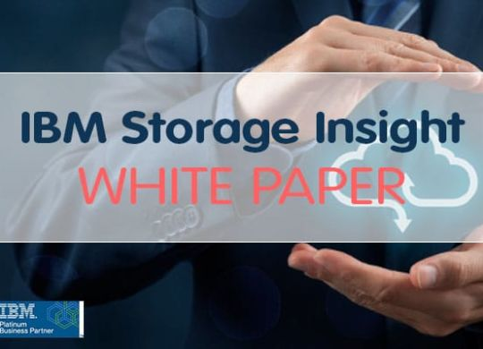 White paper storage IBM