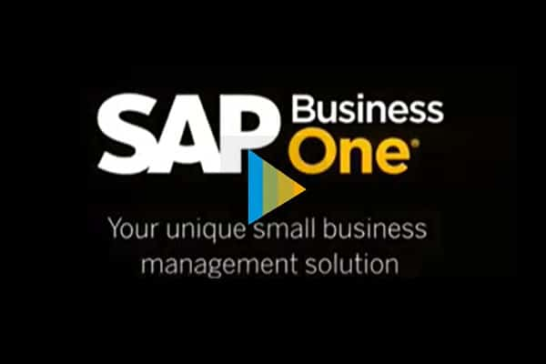 Video SAP Business One
