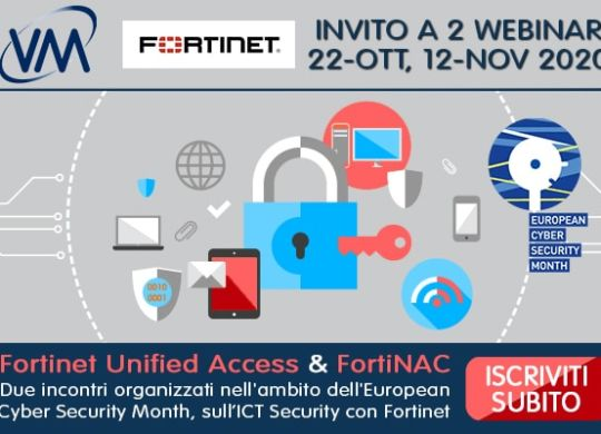 Visual Webinar Fortinet Unified Access & FortiNAC