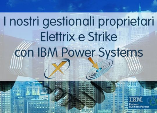 2010 Evidenza Gestionali su IBM Power Systems