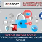 2010 Registrazione Webinar Fortinet Unified Access